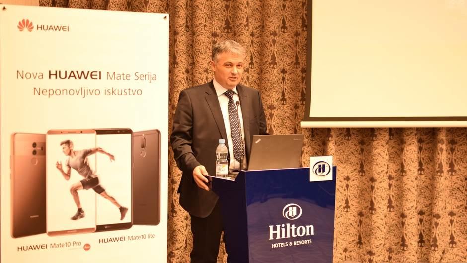 Kompanije m:tel i Huawei predstavile Mate 10 Pro