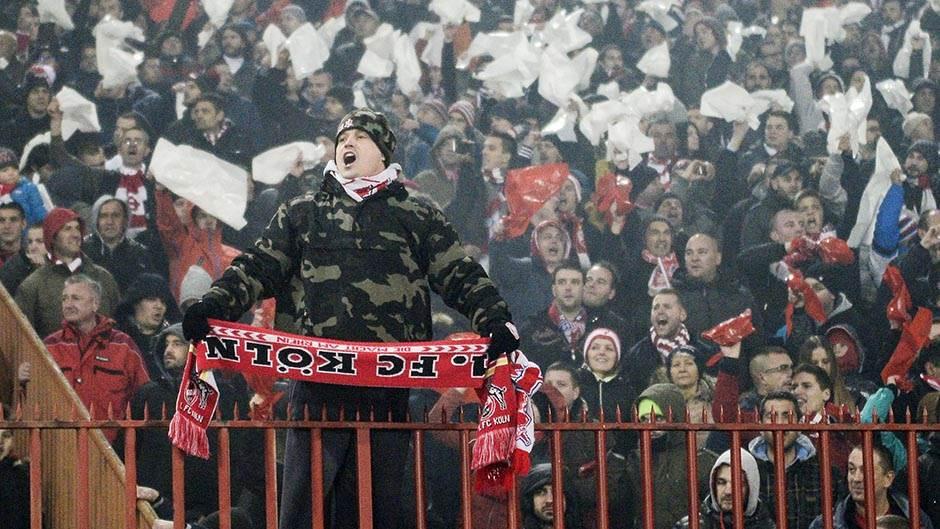 UEFA obavestila Zvezdu: Ključ na tribinu, uslovno