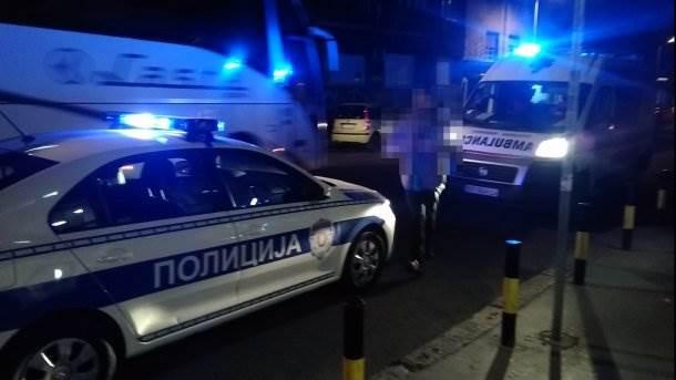 tuča policija migranti hitna
