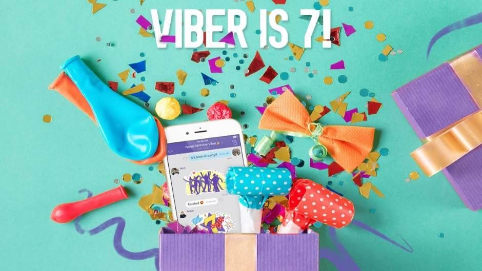 viber rođendan