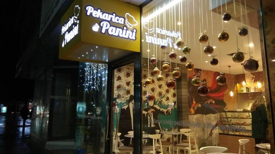 Pekarica Panini, Podgorica