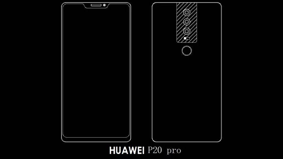 Huawei P20, Huawei P20 Plus, Huawei P20 Pro MWC 2018