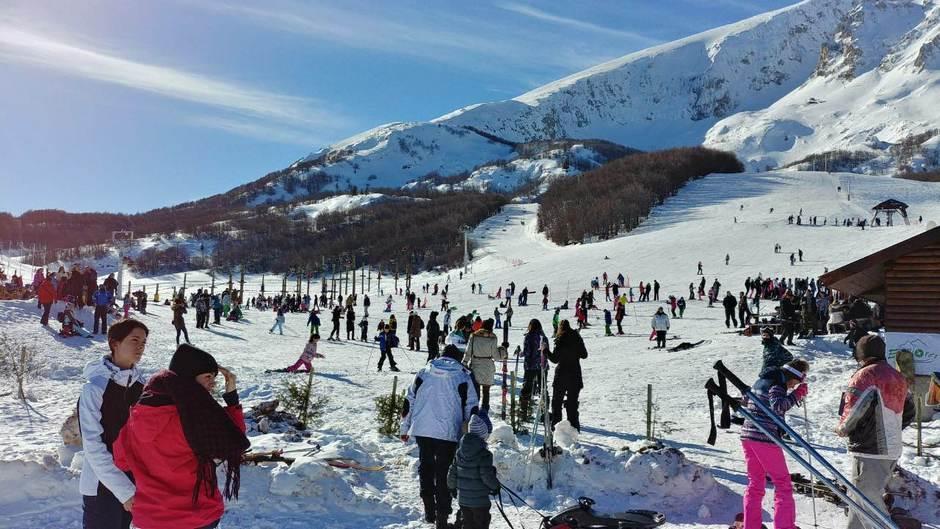Žabljak Savin kuk skijanje snijeg zima