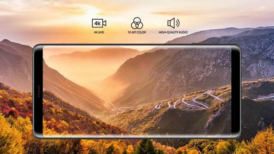 Samsung, Galaxy Note 8, Galaxy, Note 8