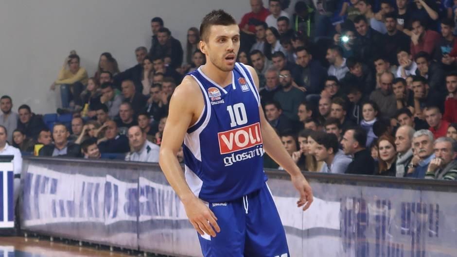 Nemanja Gordić, KK Budućnost