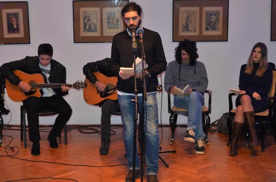 Muzičko-poetsko rješavanje zagonetke u Baru