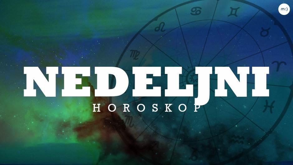 Nedeljni horoskop od 15. 1. do 21. 1. 2018.