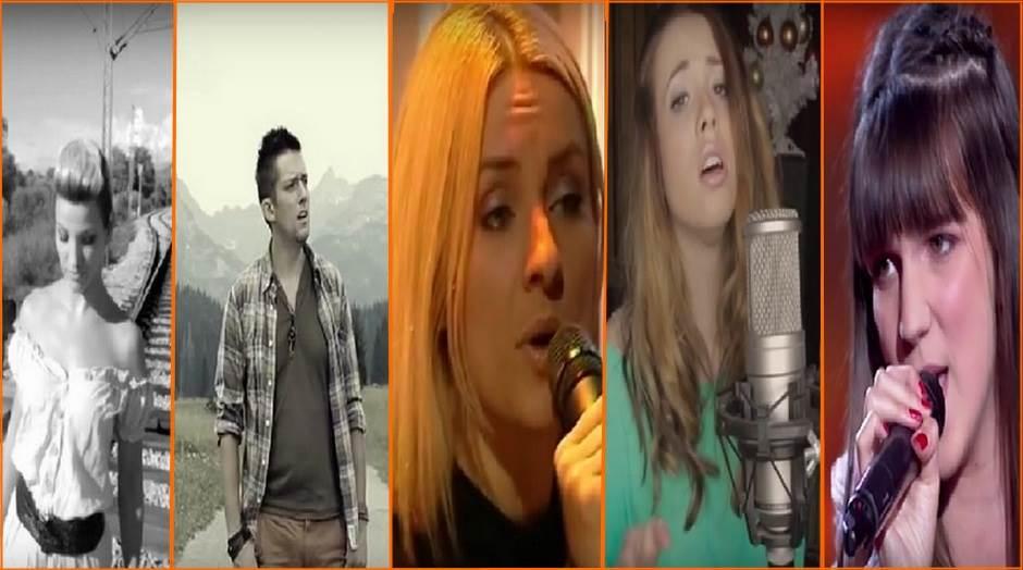 pjevači montevizija