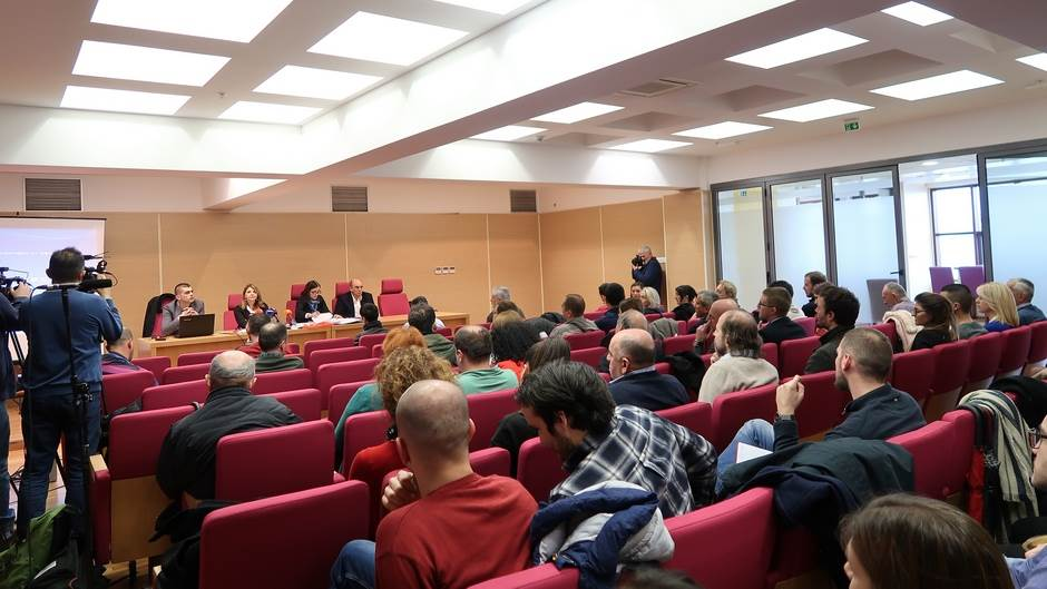 "Svi protiv projekta ""Kasarna Morača""!(FOTO, VIDEO)"