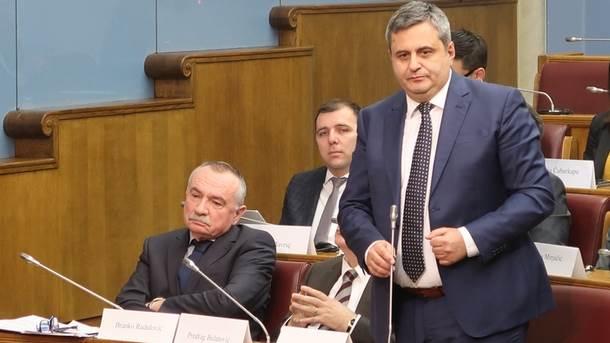 Slaven Radunović Branko Radulović