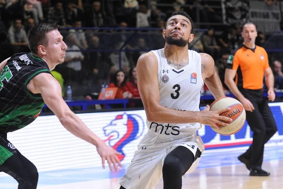 Partizan izgubio dobijen duel, Mornar u plej-ofu!