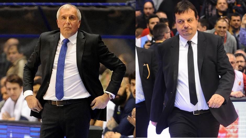 Željko Obradović i Ergin Ataman