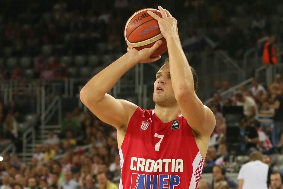 Bojan Bogdanović Hrvatska Eurobasket