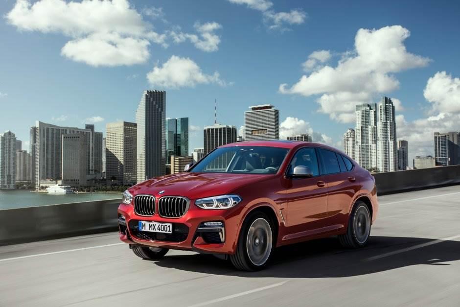 """Ovo je novi """"BMW X4"""" (FOTO, VIDEO)"""