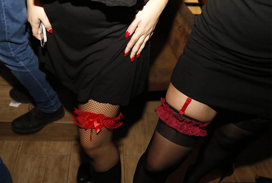 prostitucija, halteri