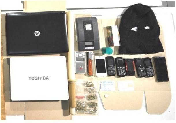 Podgorica: Oduzeto oružje,droga,municija,vozila...