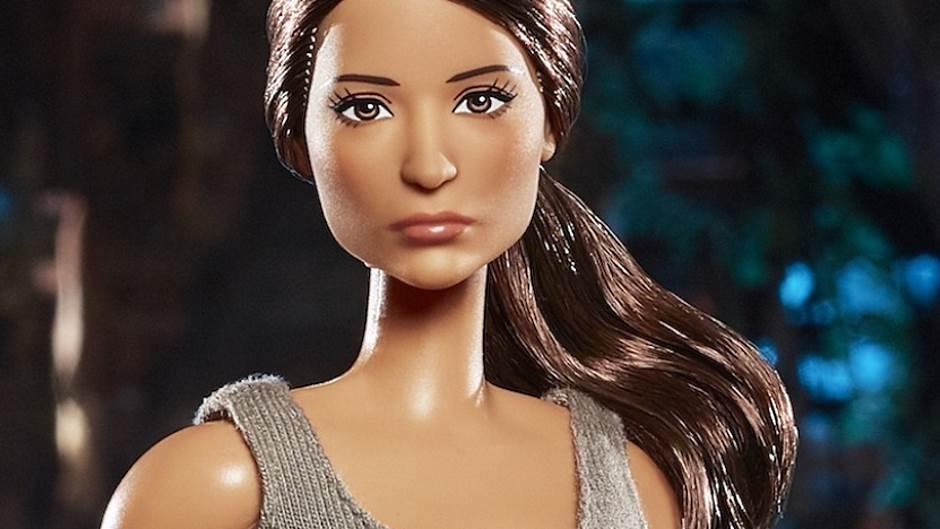 Barbie Tomb Raider Lara Kroft lutka