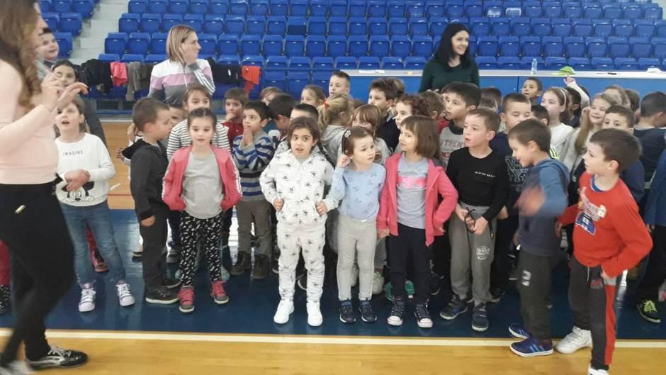 Najmlađi na treningu kod Dragana Adžića (VIDEO)