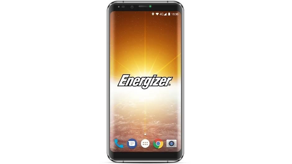E, to je telefon - baterija 16.000 mAh