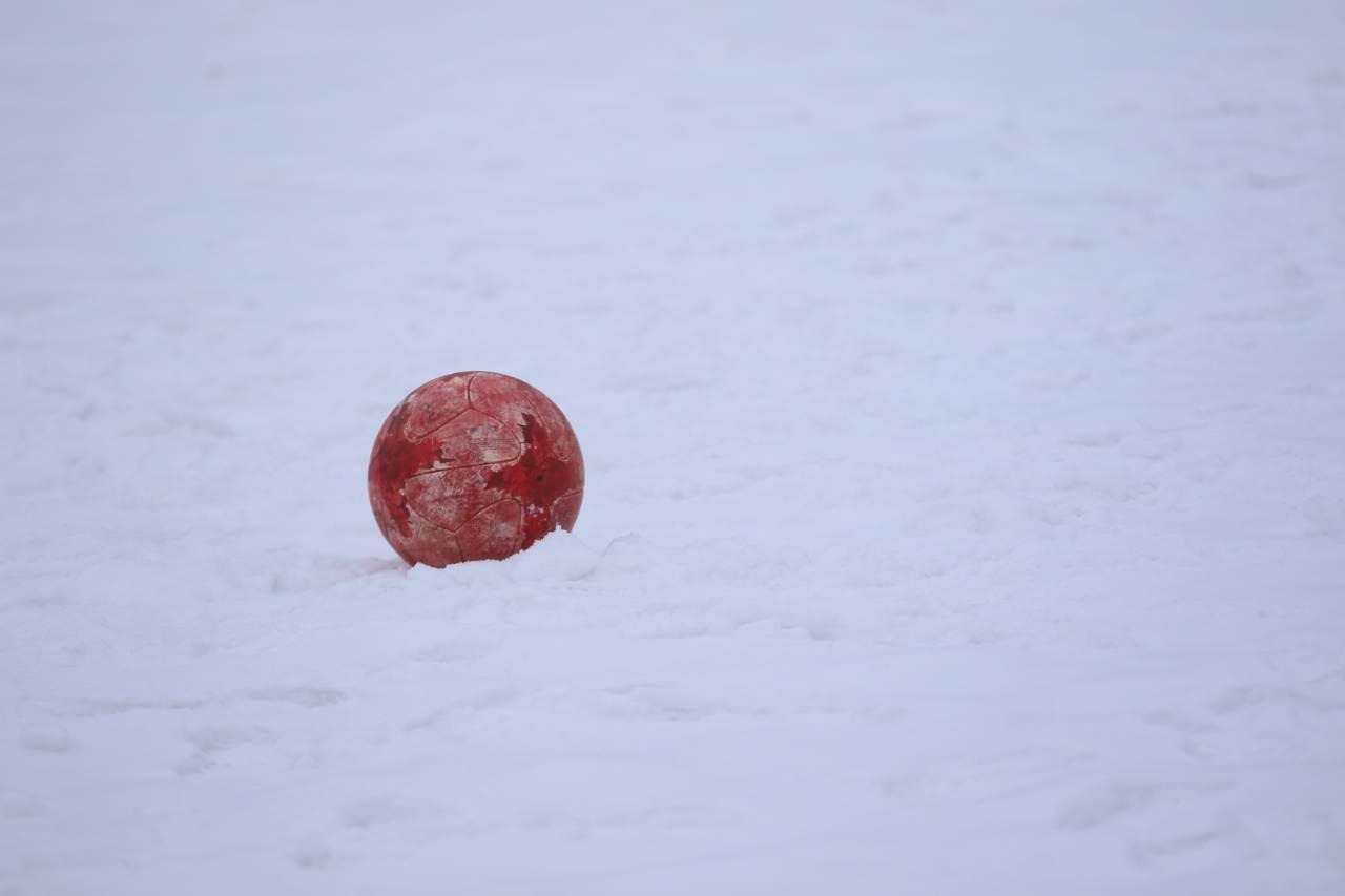 Fudbal u Danskoj: U đakuziju pored terena na -8!
