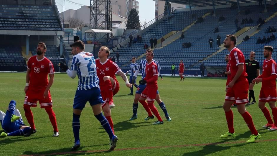 FK Budućnost, FK Mladost