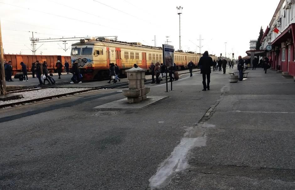 Ukradeni rezervni djelovi Željeznice, šteta 93.776 eura