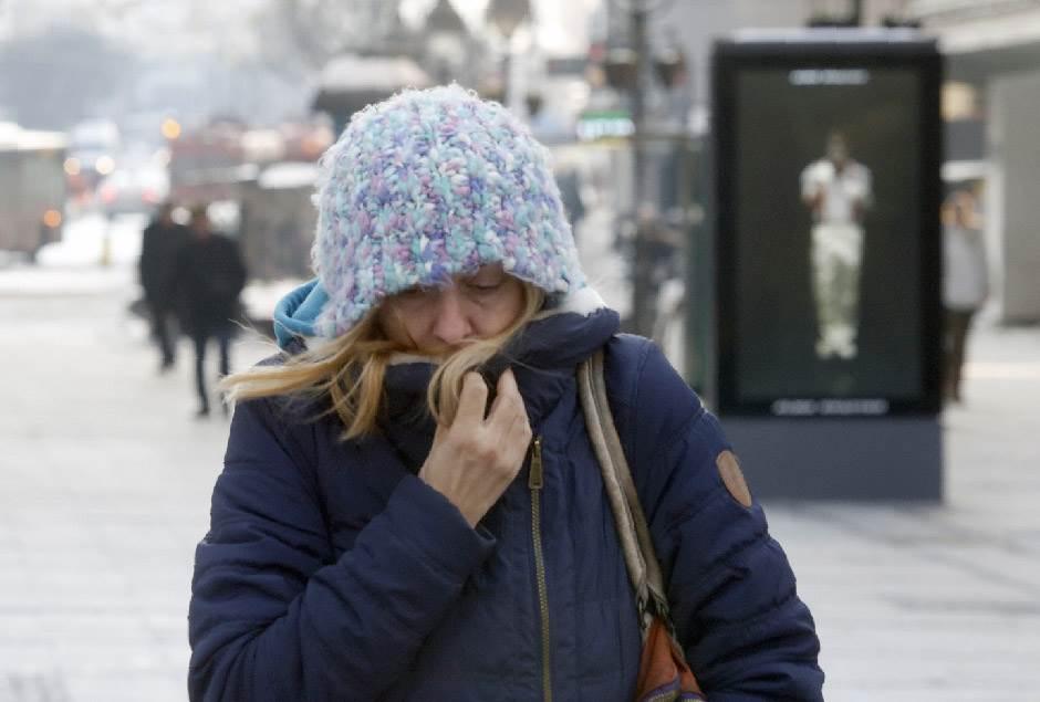 zima, minus, hladno, sneg, ulice, smrzavanje