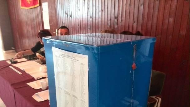 glasačka kutija