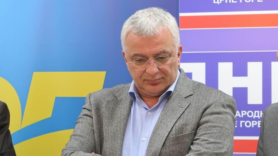 Mandić: I opozicija odgovorna za loš rezultat