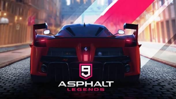 Asphalt, Asphalt 9, Asphalt 9: Legends