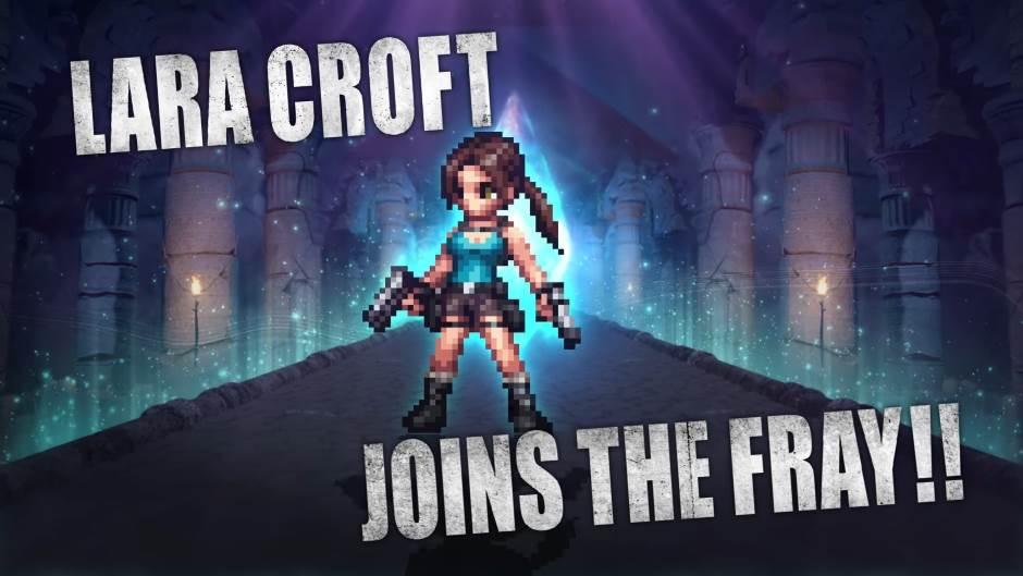 Laru Kroft bez Tomb Raider igre (VIDEO)