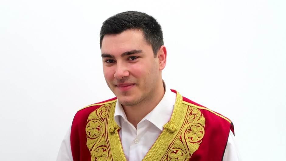 Matija Šćekić čuva gusle od zaborava (VIDEO)
