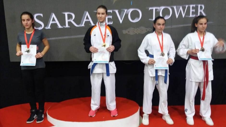Iskri osam medalja u Sarajevu (FOTO)