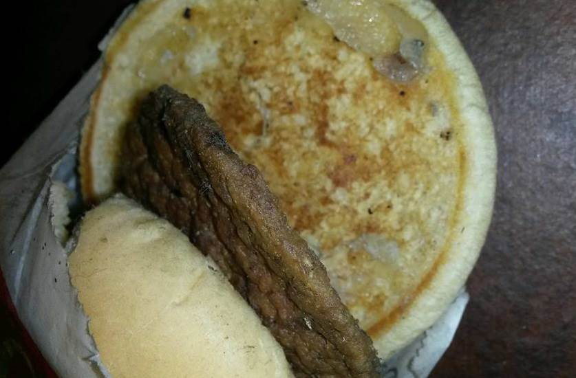 hamburger iz Meka