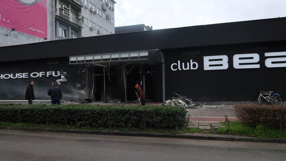 Eksplozija ispred Bigla, nema povrijeđenih (FOTO)