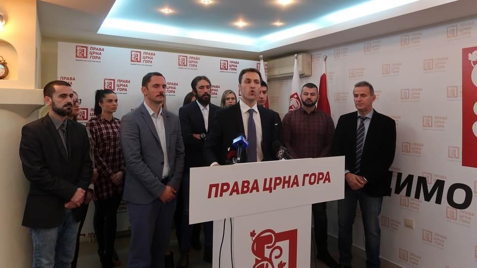 Prava Crna Gora Marko Milačić