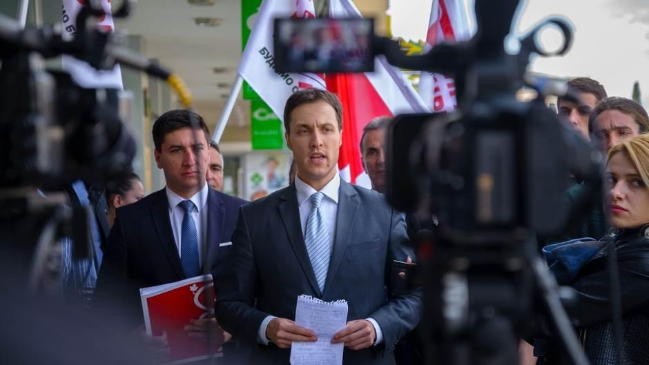 Milačić tužio Državnu izbornu komisiju