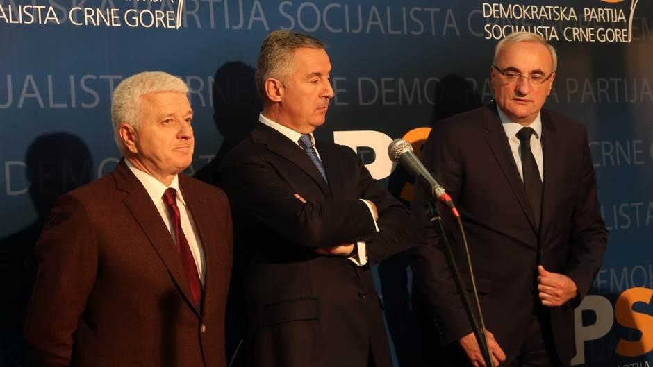 Milo Đukanović Milo Djukanovic DPS Tarzan Duško Marković