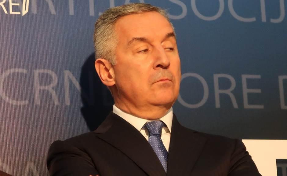 Milo Đukanović Milo Djukanovic DPS
