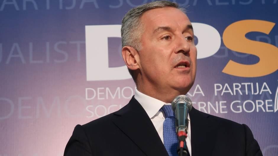 Đukanović: Očekujem pobjedu u prvom krugu