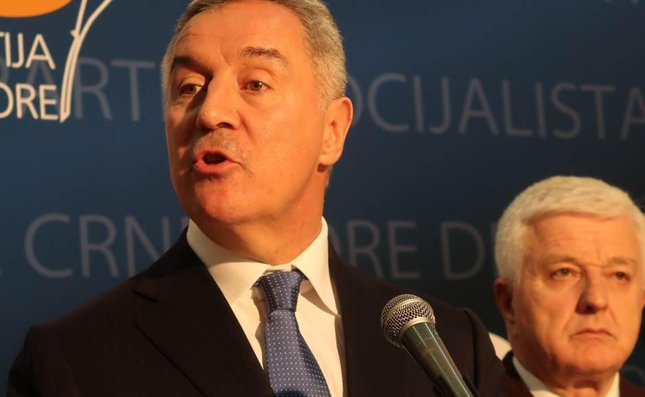 DPS Milo Đukanović Duško Marković Časlav Vešović Tarzan Milošević