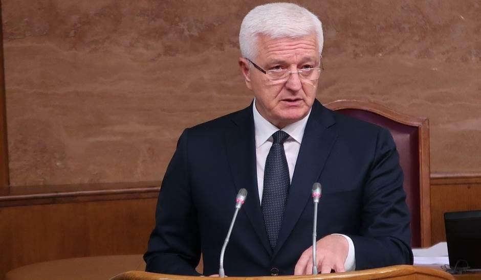 Premijerski sat Duško Marković skupština