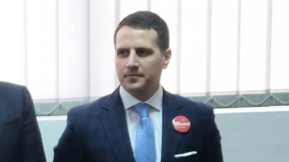 Časlav Vešović novi predsjednik DPS-a u Podgorici