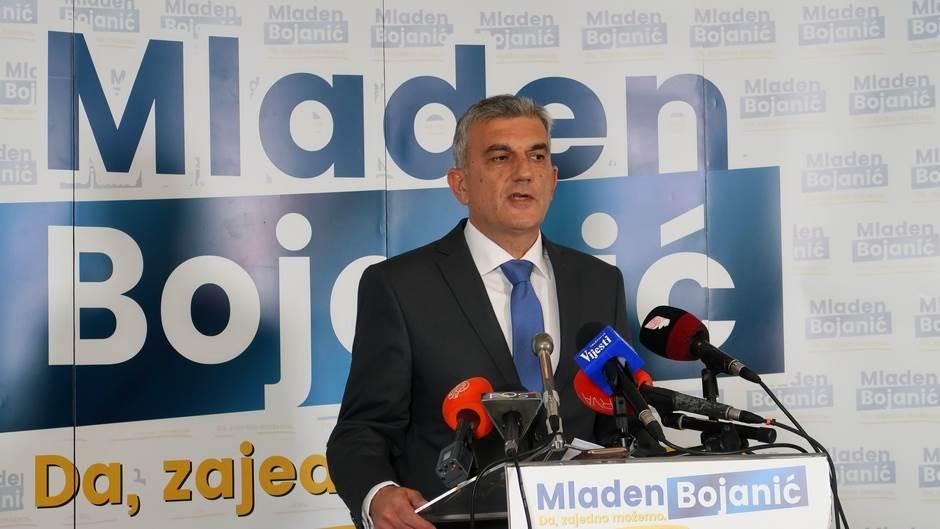 Bojanić: Spreman sam da pomognem opoziciji