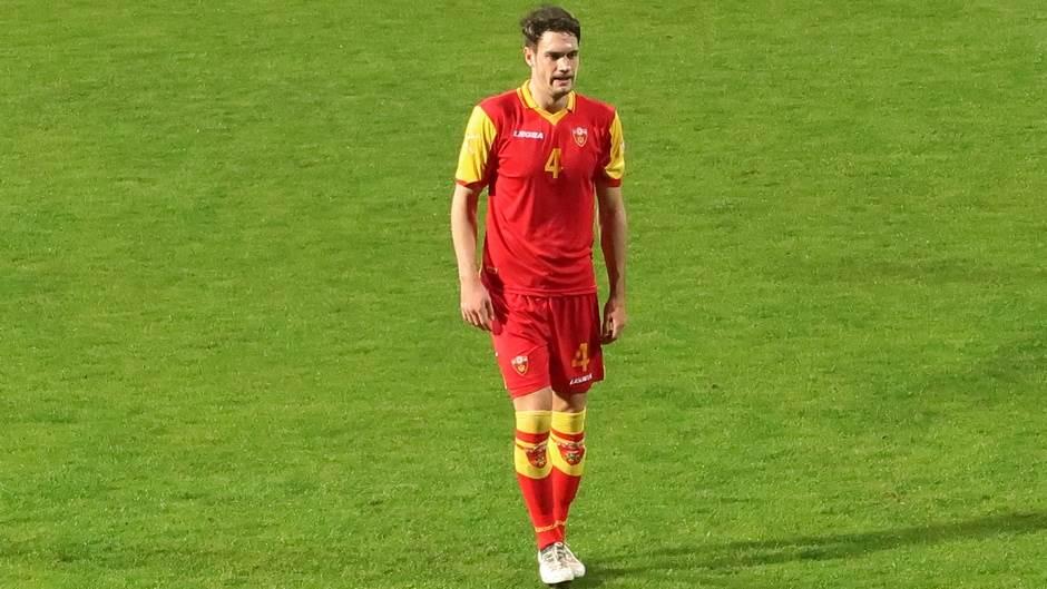 Levante ne da Vukčeviću da igra za Crnu Goru!