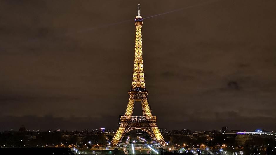 Pariz, Paris, Ajfel, Ajfelov toranj