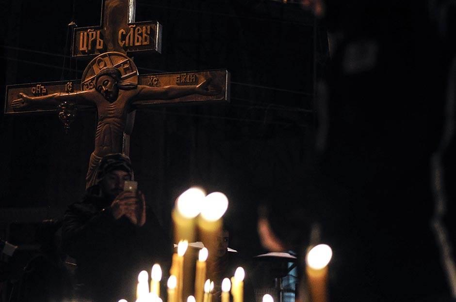 isus hrist, paljenje sveća, hram, crkva, sveća, sveće