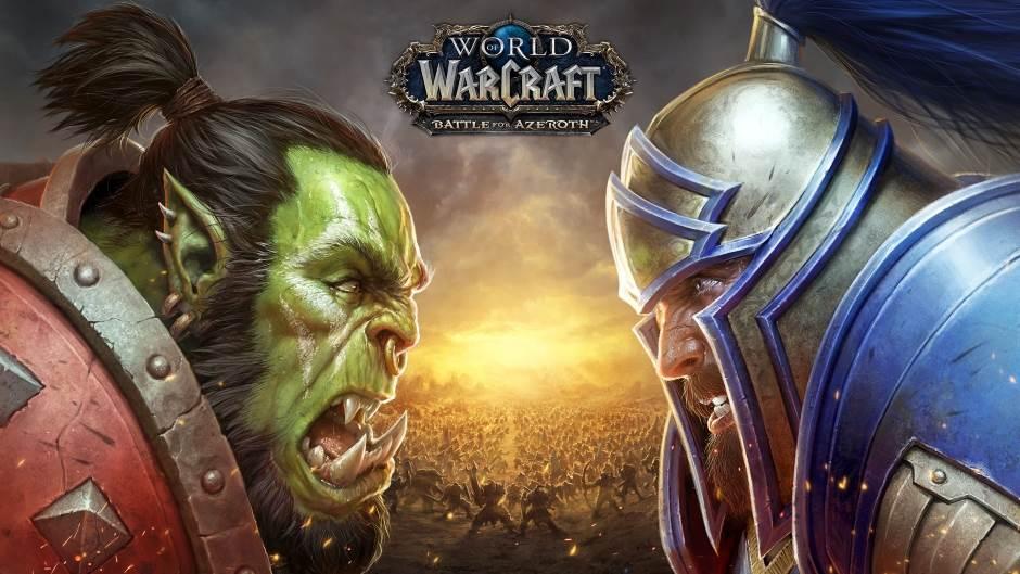 Bitka za Azerot stiže ranije! (VIDEO)