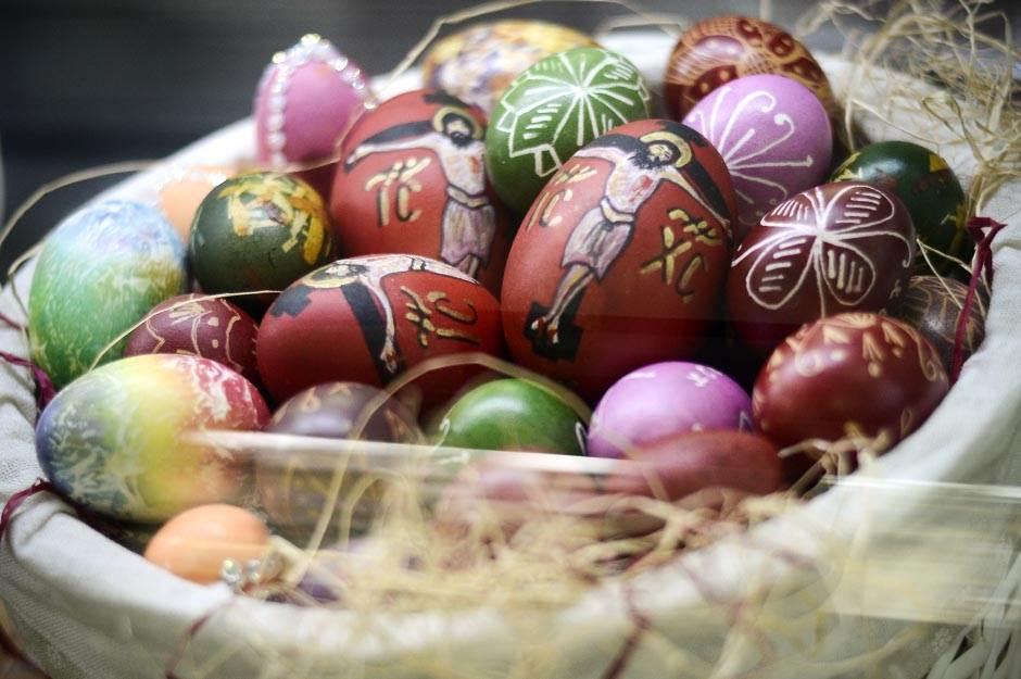 Prije nego što ofarbate jaja...