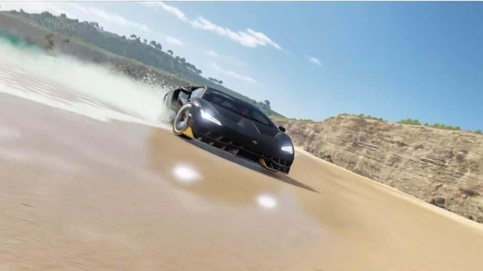 Najavljena Forza Horizon 4